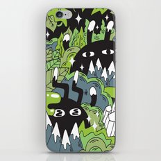 Little Lurkers iPhone & iPod Skin