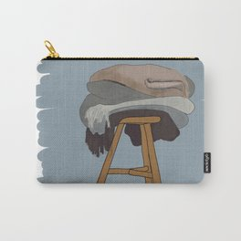 Cozy Vibes Carry-All Pouch