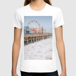 santa monica iii T-shirt
