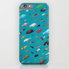 Sleeping Animals iPhone 6s Slim Case