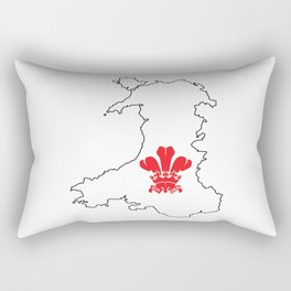 Wales Rectangular Pillow