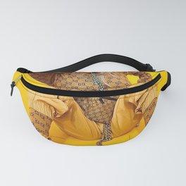 Billie GG Yellow Fanny Pack