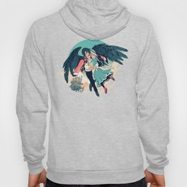 Fly Away With Me Hoody