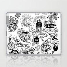 3am Thoughts Club Laptop & iPad Skin