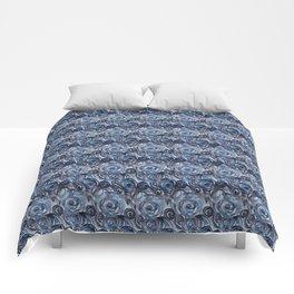 Blue Storm Comforters