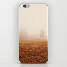 Morning Fog iPhone & iPod Skin