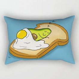 Avocado Dreams Rectangular Pillow