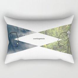 Contingencia Rectangular Pillow