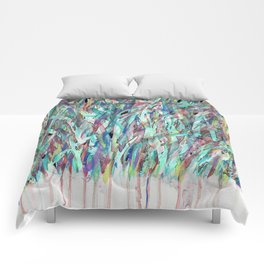 Meadows (Self- Portrait) Comforters