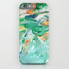 Melody in Green  Slim Case iPhone 6s