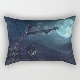 GHOST SHIP Rectangular Pillow