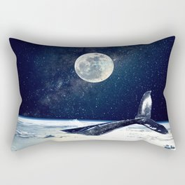 Stay in Space Rectangular Pillow