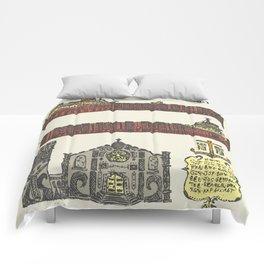 Edmund Fitzgerald Comforters