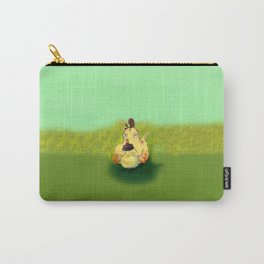 Chicken Skin Carry-All Pouch