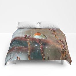 Snowfall Comforters