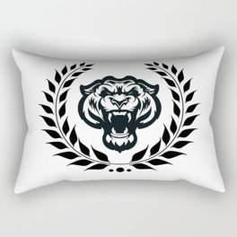 tana delle tigri Rectangular Pillow