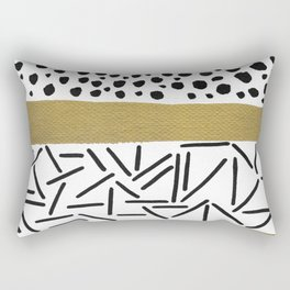 Multi-Patterned Pt.1 Rectangular Pillow