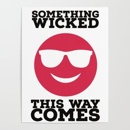 Something Wicked This Way Comes - Badass Shakespeare Poster