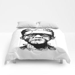 His Monster Comforters