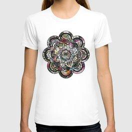 Mandala Montage T-shirt