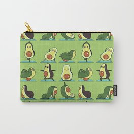 Avocado Yoga Carry-All Pouch
