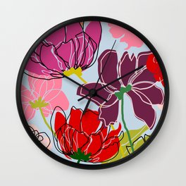 Free and Easy Wall Clock