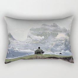 Forest Spirit Tot Rectangular Pillow