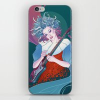 Our Lady of Rock iPhone & iPod Skin