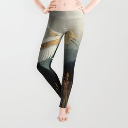 Elegant Flight Leggings