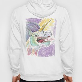 UNICORN OF RAGE Hoody