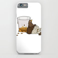 Thirsty Grouse - Colored with White Background Slim Case iPhone 6s