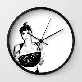 The Metis Wall Clock
