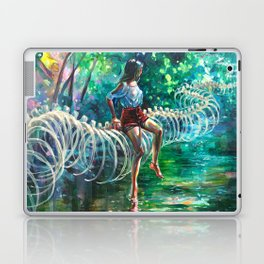 Dopamine Jungle Laptop & iPad Skin