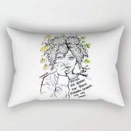 #STUKGIRL SUMMER Rectangular Pillow