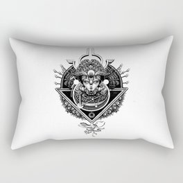 the Empress - Godess Rectangular Pillow