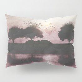 Positive Sunset Pillow Sham