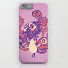 Purple Paisley Peacock Slim Case iPhone 6s