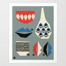 COLORADORE 022 Art Print