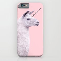 UNICORN LAMA iPhone 6s Slim Case