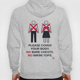 Modesty, Please Hoody