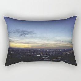 Boise Sunset Rectangular Pillow