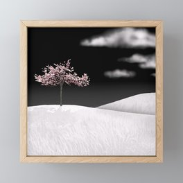 In Bloom Framed Mini Art Print