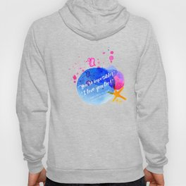 """Percy Jackson Percabeth House of Hades """"I love you too!"""" Quote Hoody"""