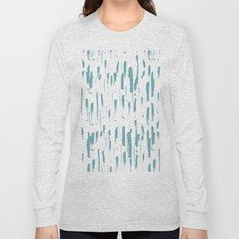 Harmony Aqua Sea Long Sleeve T-shirt
