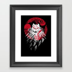 Wolf II Framed Art Print