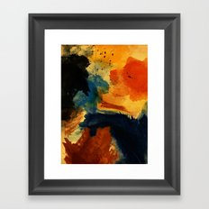 Best summer ever Framed Art Print
