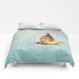 Winter Flight Comforters