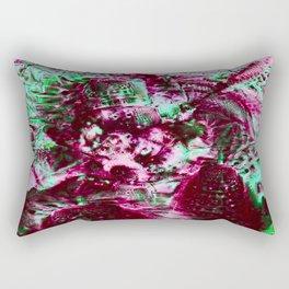 Limited Edition - 50 ex. - Galaxy Metaphor. Rectangular Pillow