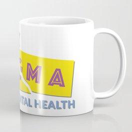 Break stigma around mental health Coffee Mug