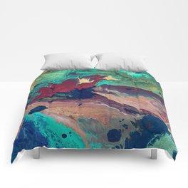 Universe at War Comforters